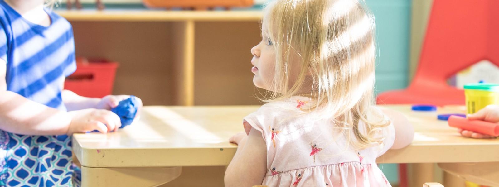 Infants & Preschool