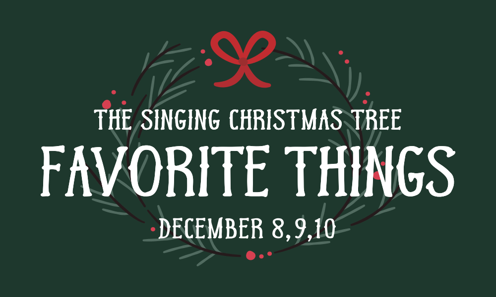 Singing Christmas Tree 2017