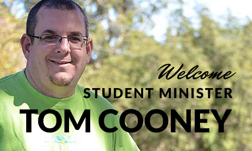 Welcome Tom Cooney