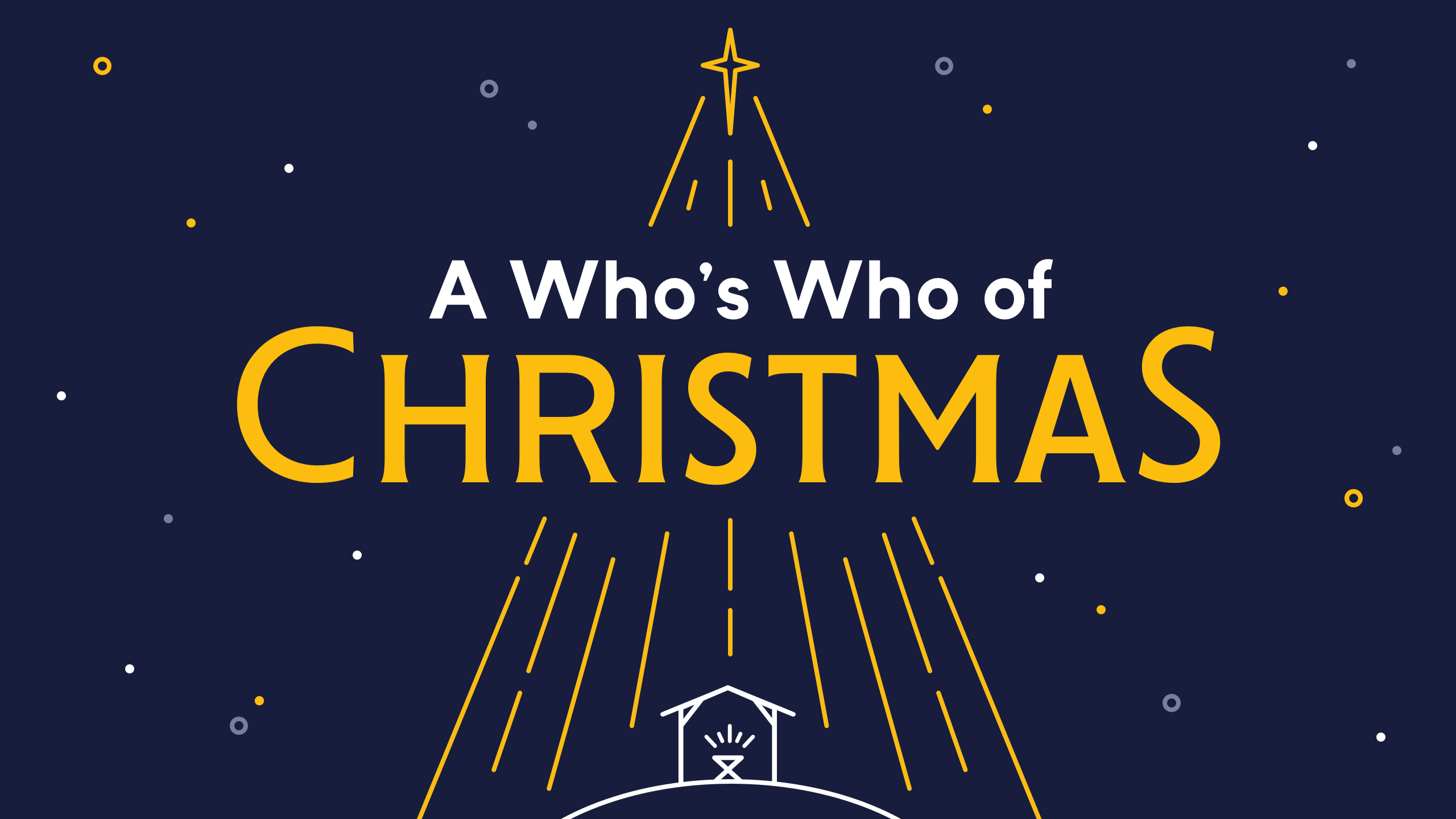 A Who's Who of Christmas