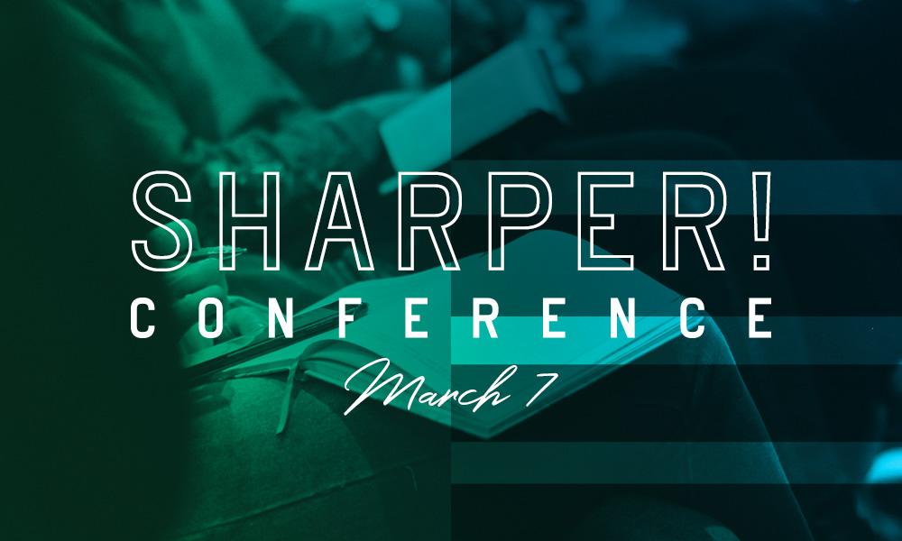 Sharper Conference